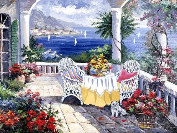 FE,peinture,paysage