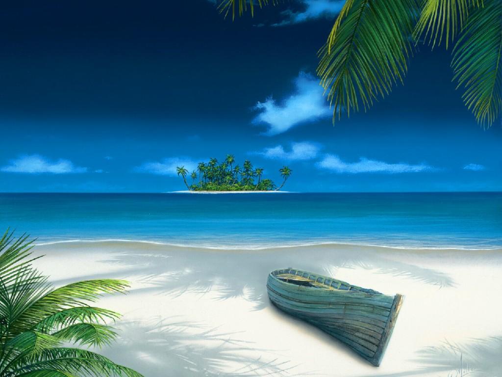 Images paysage plage for Paysage wallpaper